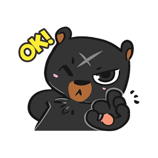 Black - Bear icon