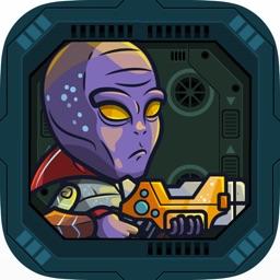 Aliens 2D: Run & Gun