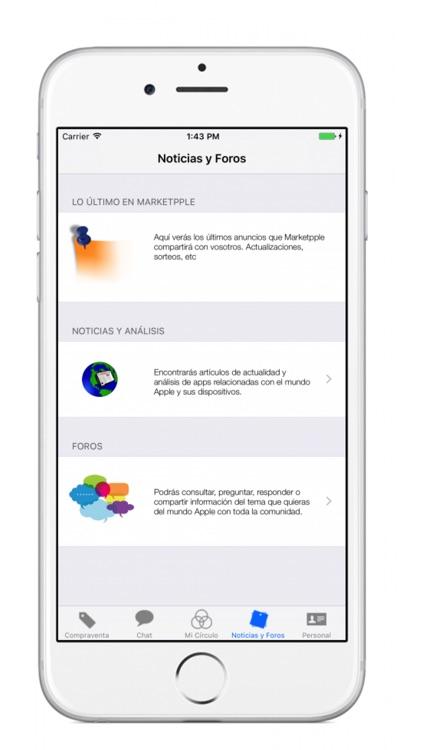 Marketpple - Compraventa y más screenshot-4