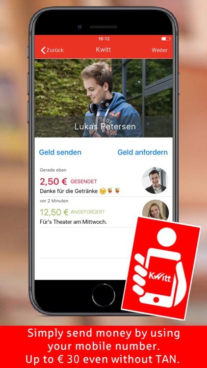 Sparkasse - Your mobile branch screenshot-4