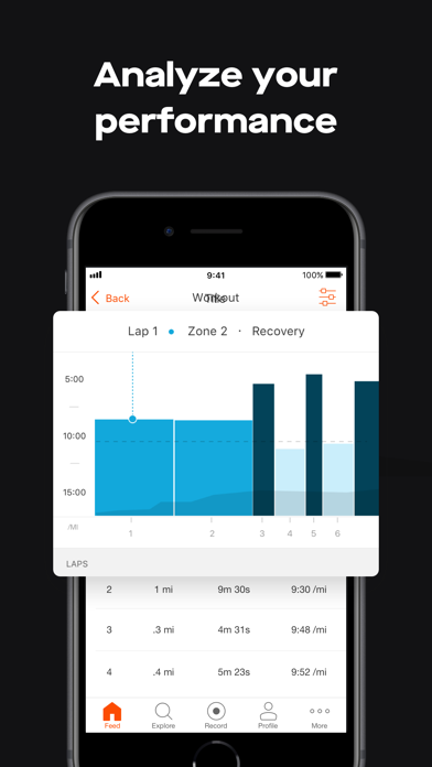 Screenshot for Strava: Run & Ride Training in Hong Kong App Store
