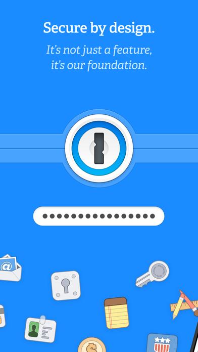 1Password - Password Manager app image