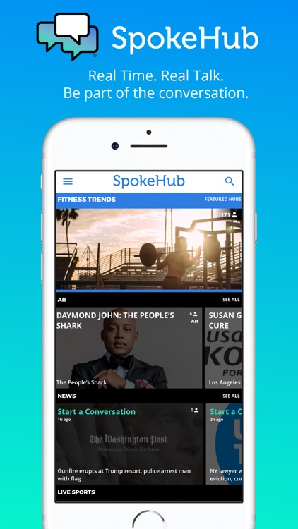 SpokeHub screenshot-0