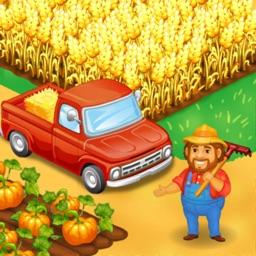 Farm Town: Happy farming Day