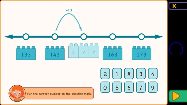 Numbers on Bricks screenshot-6