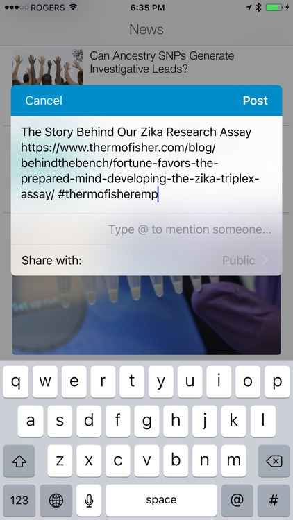 SciShare - Read and Share