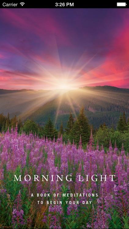 Morning Light / Night Light