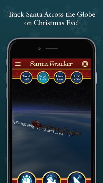 Santa Video Call and Tracker™ screenshot-5