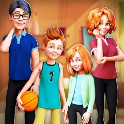 Virtual Family Sim Dream House