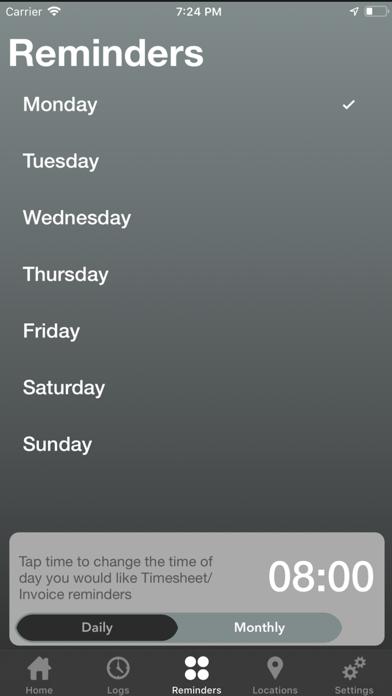 Workadia - Auto-Hours-Tracker screenshot four