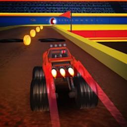 B Fire Race Game