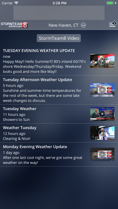 StormTeam8 - WTNH Weather | App Price Drops