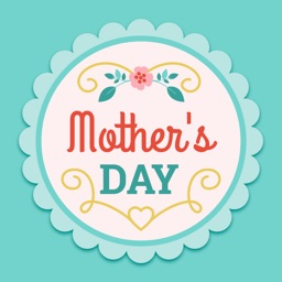 Mother's Day Special Sticker