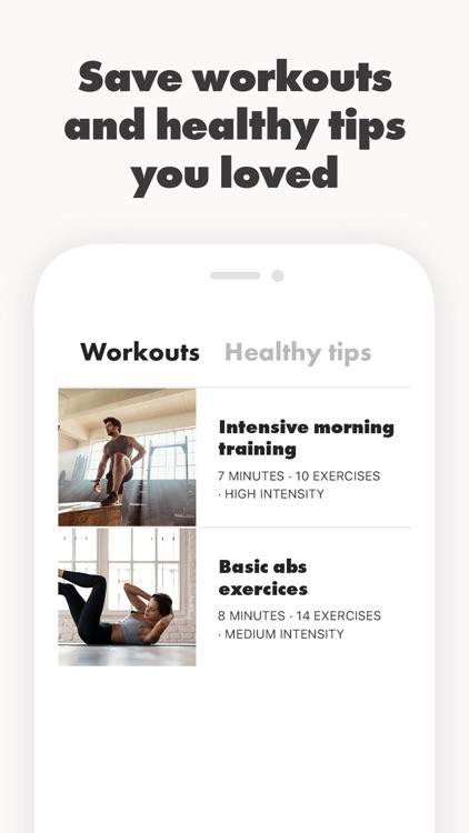 LittleFit: Smooth Fitness Plan screenshot-4