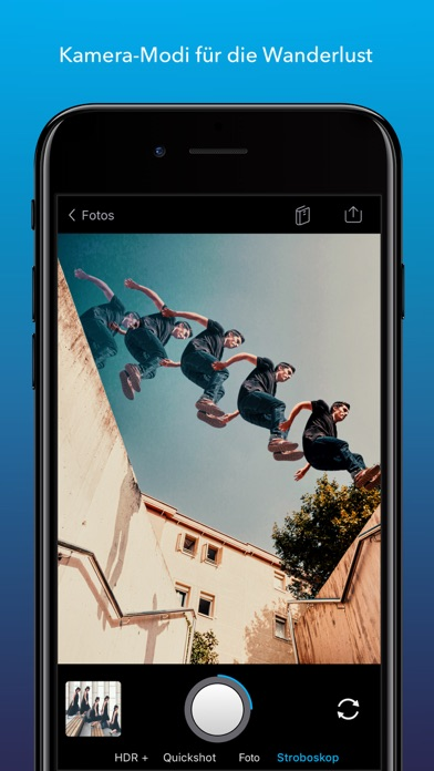Herunterladen Enlight Quickshot für Android
