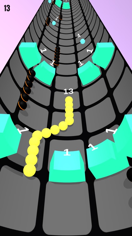 Rolly Snake Vs Vortex Block