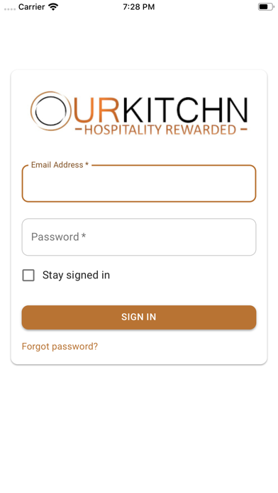 OurKitchn screenshot 1