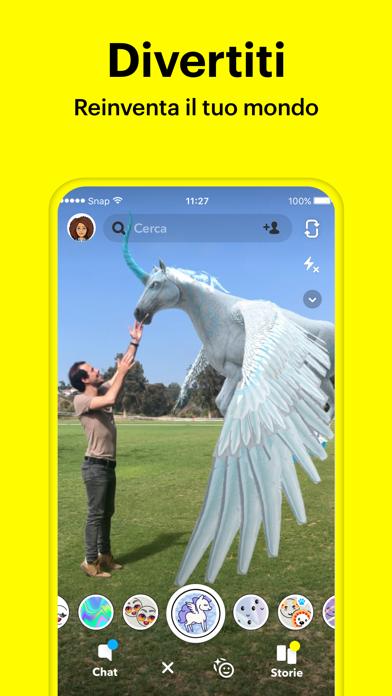 Download Snapchat per Pc