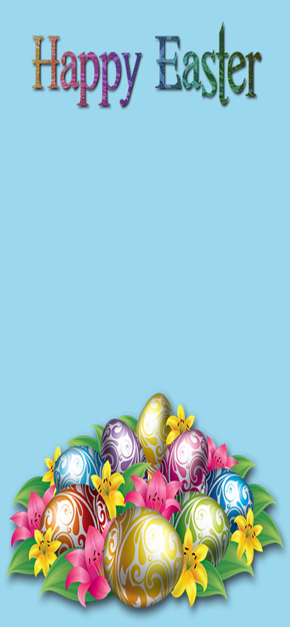 Happy Easter Day- Photo Editor