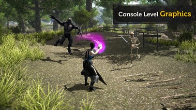 Screenshot from Evil Lands: MMO RPG