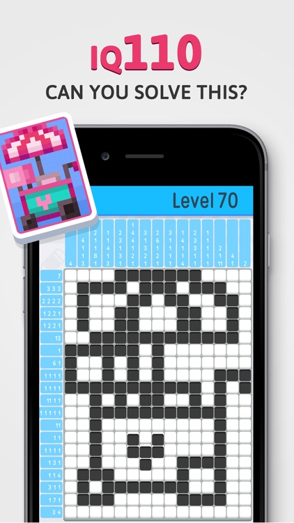 Logic Pic: Picross & Nonogram screenshot-3
