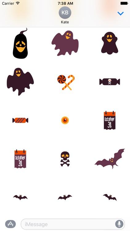 Halloweenie Stickers