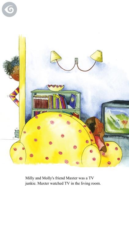 Milly, Molly & the Tree Hut