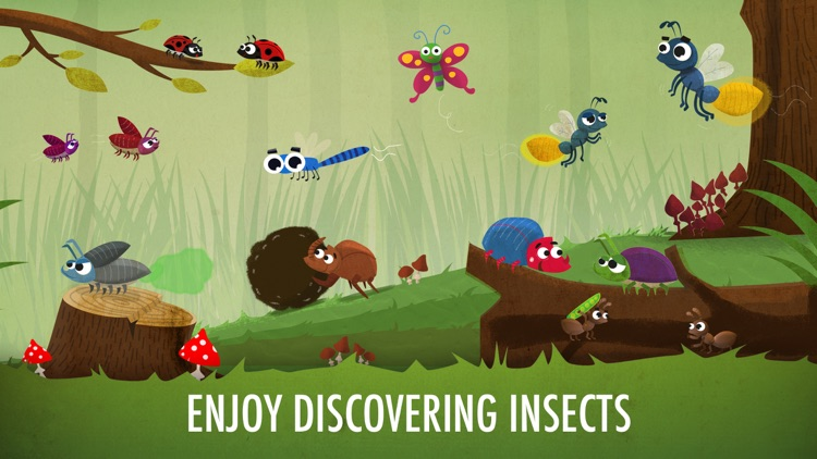 The Bugs I: Insects? screenshot-0