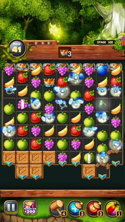 Sweet Fruit POP screenshot-7