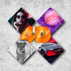 Wallpaper 4D