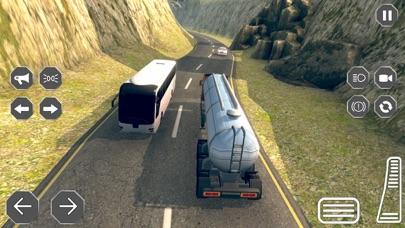 3Dを運転する石油輸送トラック - 燃料配達トラックシムのおすすめ画像7