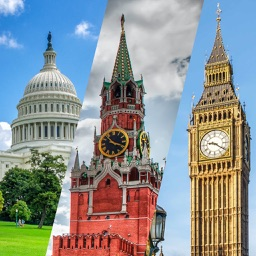 Capitals of the World - Quiz!