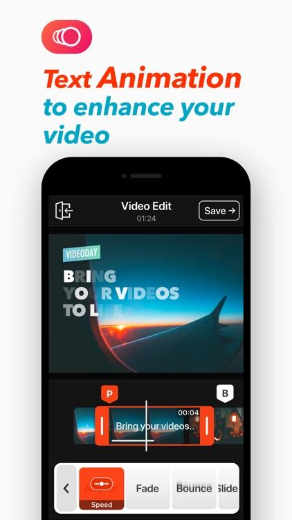 Video Maker VideoDay screenshot-7