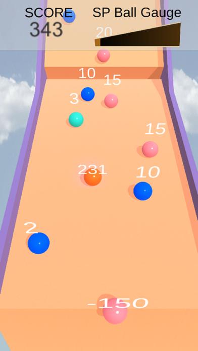 Bumping Ball -In The Sky- screenshot 3