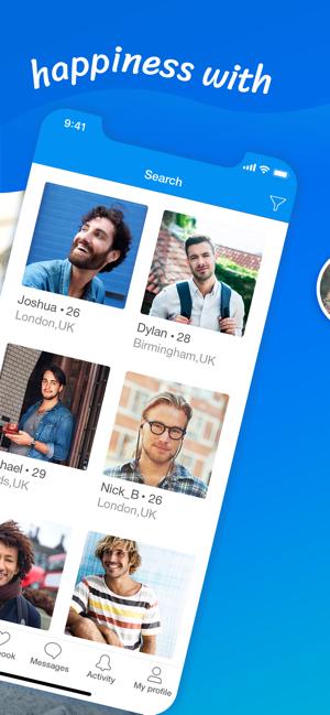 sugar bears online dating profile