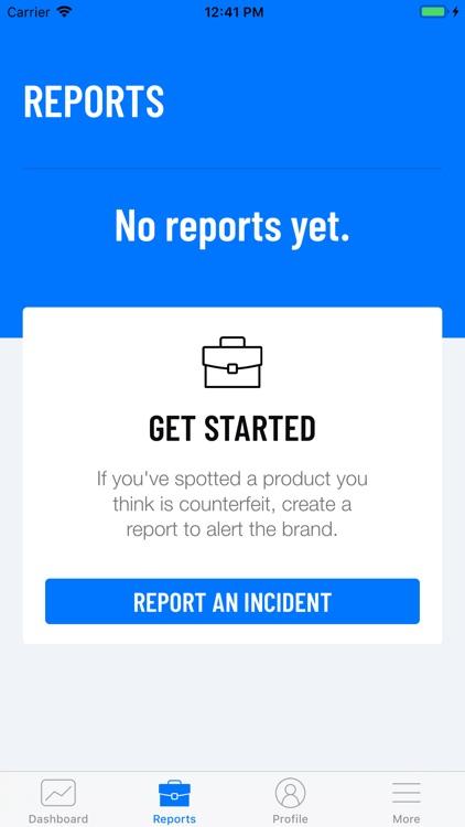 FakR Counterfeit Report screenshot-5