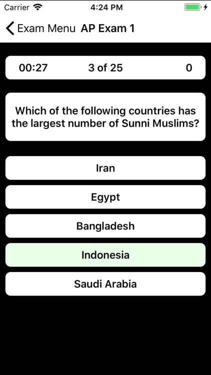 AP Human Geography Prep 2020 screenshot-6