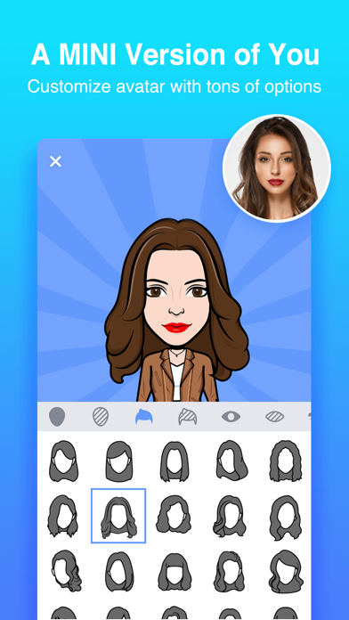 download Your Avatar Creator | Zmoji apps 1