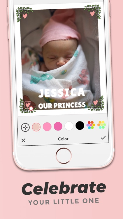 Baby Photo Editor by Adorable screenshot-4