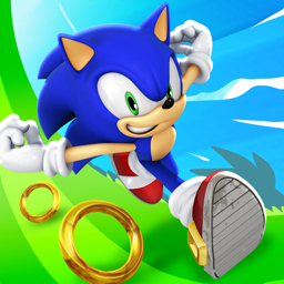 Ícone do app Sonic Dash