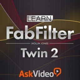 Twin 2 Course For FabFilter