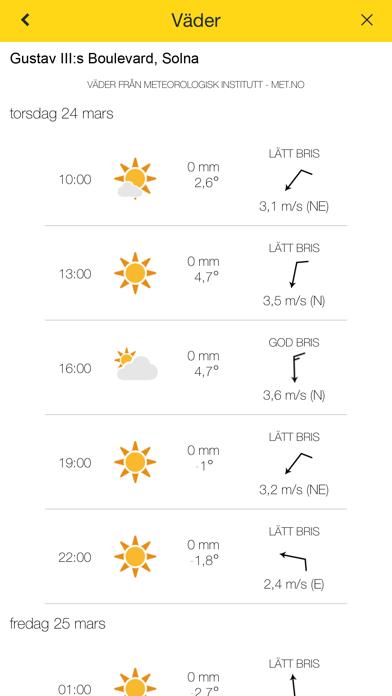 Screenshot for Eniro på sjön in Sweden App Store