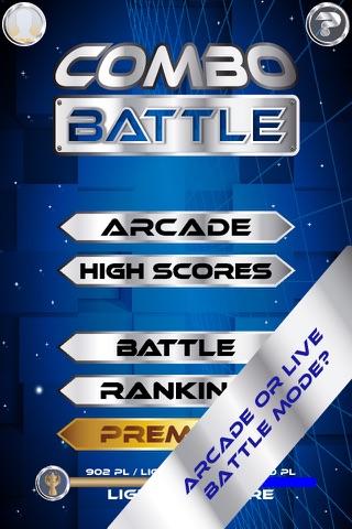 Combo Battle - náhled