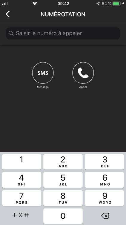 FingerMobile screenshot-3