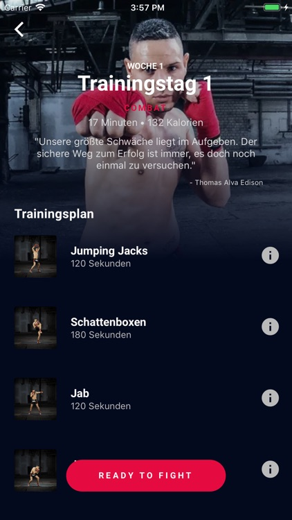 FitBoxer - Kickboxing