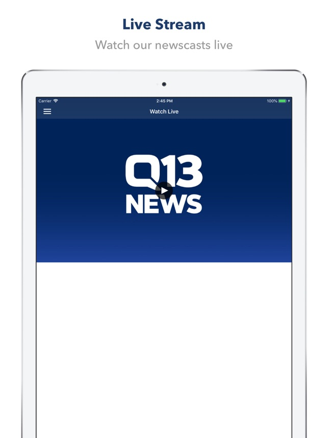 Q13 News on the App Store