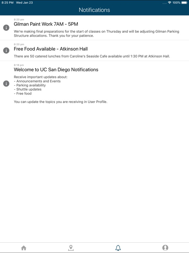 UC San Diego on the App Store