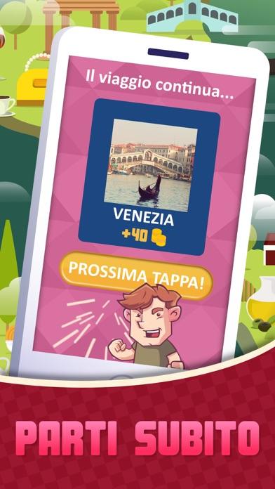 Screenshot of Trivia viaggi: Quiz di viaggio5