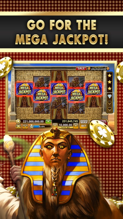 Vegas Rush Slot Machine Games! screenshot-3