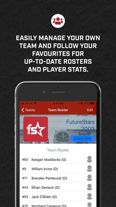 FutureStars Hockey screenshot 2
